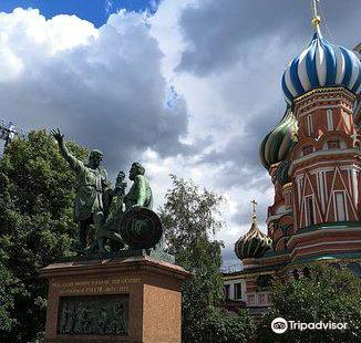 Minin & Pozharsky Monument