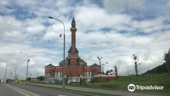 Memorial Synagogue at Poklonnaya Hill