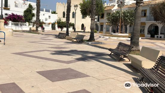 Plaza del Molino