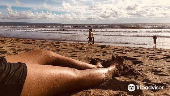 Batu Belig Beach