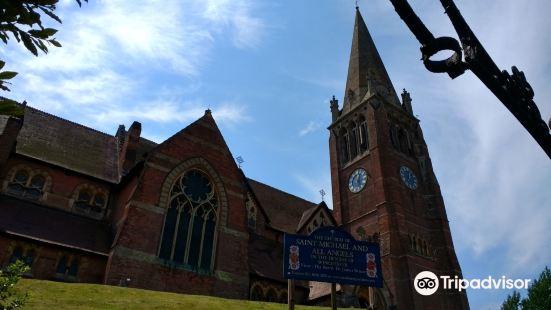 St Michael & All Angels Church, Lyndhurst