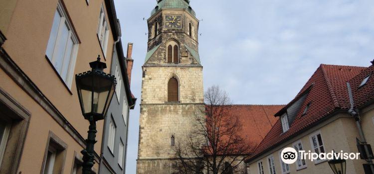 The Kreuzkirche church1