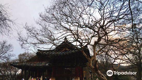 Omokdae Imokdae Historic Sites