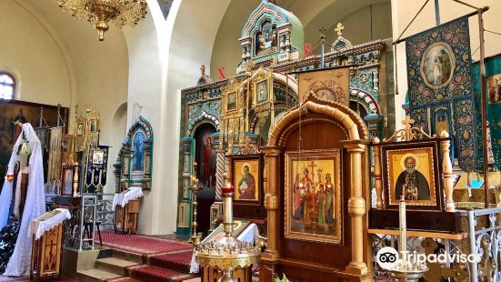 The Orthodox Church of Saints Maccabees Brothers