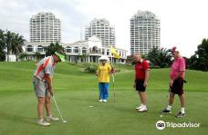 Crystal Bay Golf club-是拉差