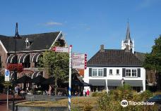 Brigittakerk of Ned.Herv.Kerk te Ommen-奥门