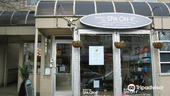 Beverly's the Spa on 4th