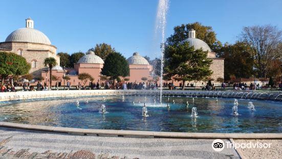 Sultan Ahmed III Fountain