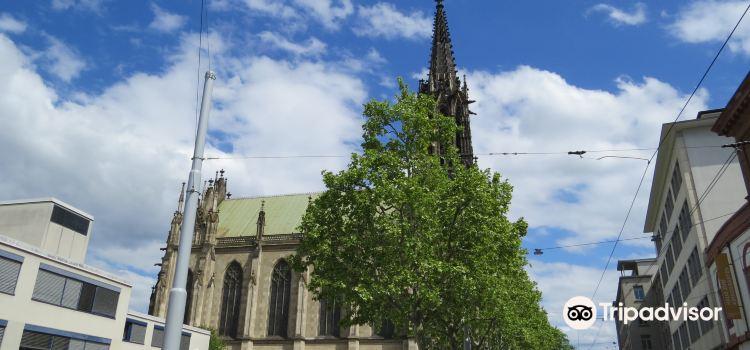 Offene Kirche Elisabethen