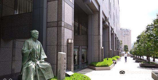 Katsura Kogoro Statue