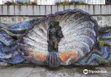 Sculpture Nimfa-斯韦特洛戈尔斯克