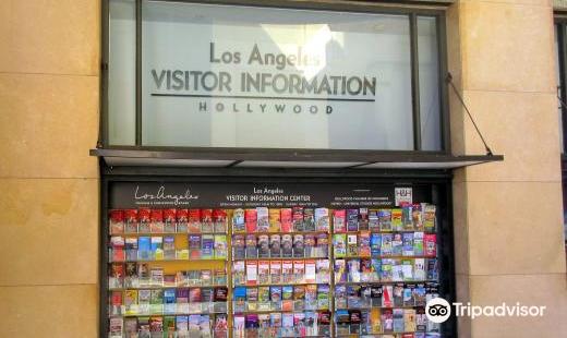 洛杉磯會議及旅遊局