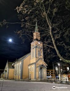 Tromso Domkirke-特罗姆瑟