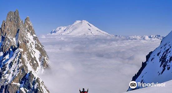 Mountain Ushba