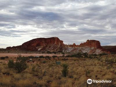 Rainbow Valley Conservation Reserve