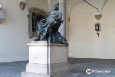 Monumento a Matteo Civitali-卢卡