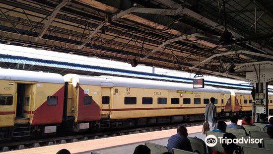 Neyyattinkara Railway Station