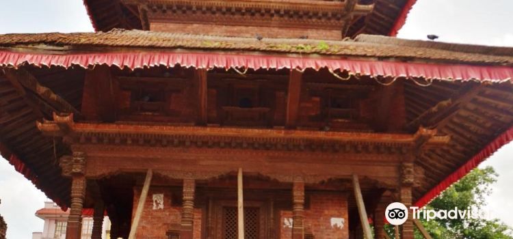 聖毗濕奴神廟1
