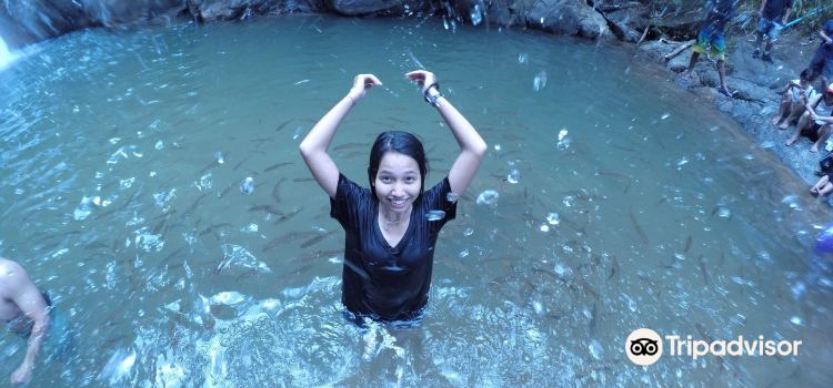 Pariwat Waterfall2