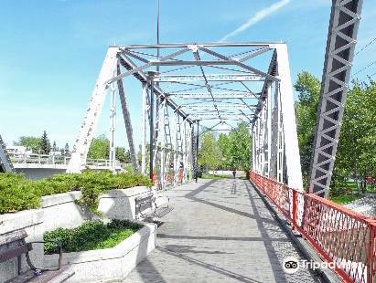 Hextall Bridge