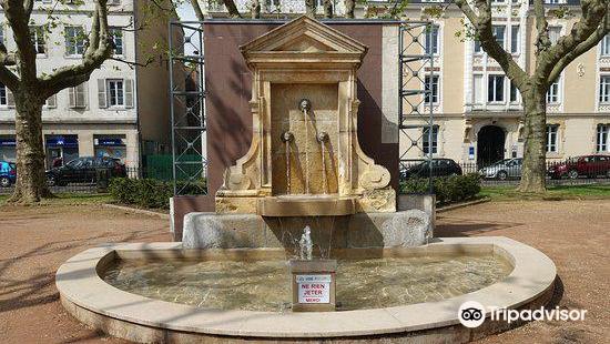 Square de la Paix