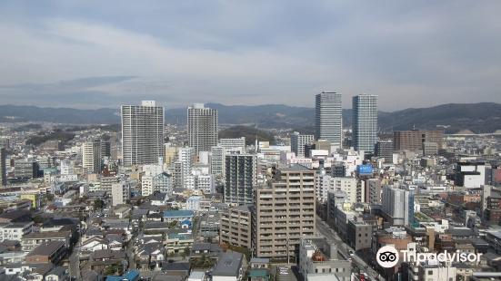 Takatsuki City Hall Observation Floor