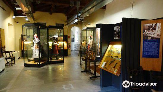 Museo Etnografico Giovanni Podenzana