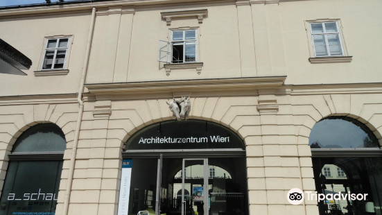 The Austrian Architecture Museum (Architekturzentrum Wien)