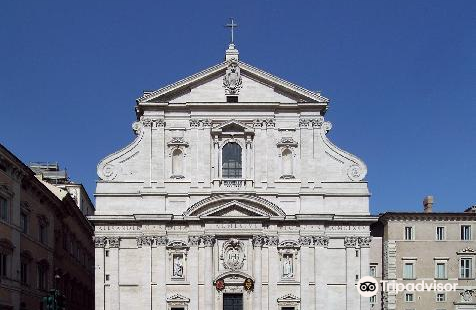 Church of Sant'Ignazio Di Loyola