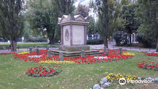 Burgermeister Muller Denkmal