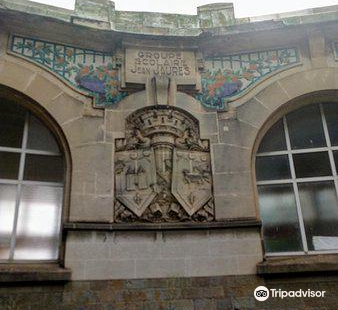 Musee du blason - vitrail