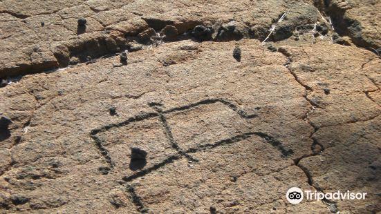 普阿科岩畫