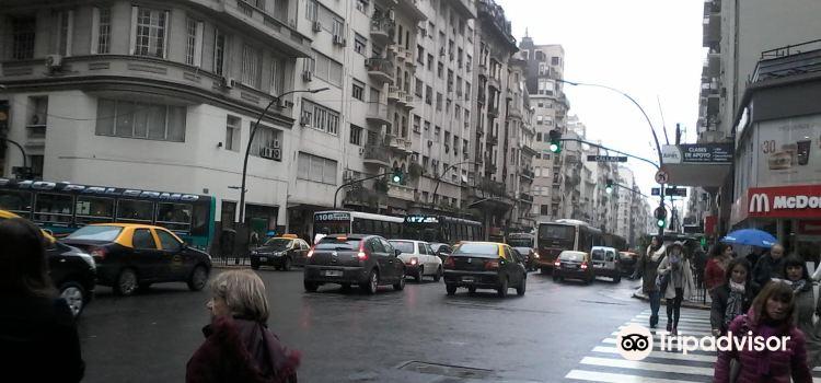 Avenida Santa Fe1