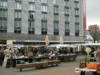 Bermondsey Antique Market