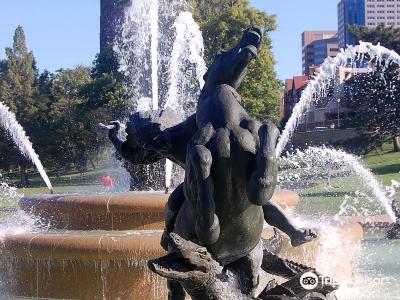J.C. Nichols Memorial Fountain