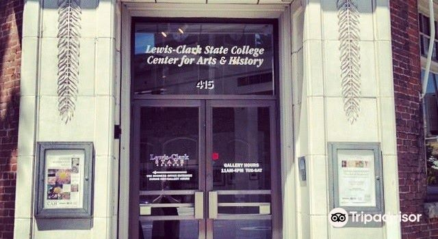Lewis-Clark Center for Arts & History2