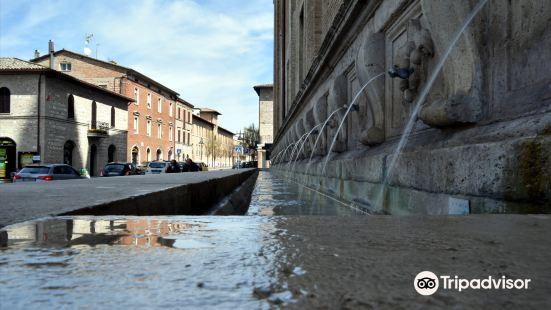 Fontana delle Tredici Cannelle