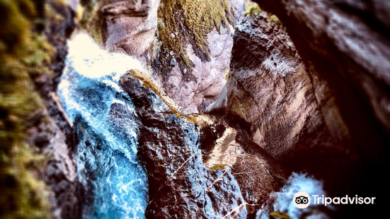 萊辛巴赫瀑布