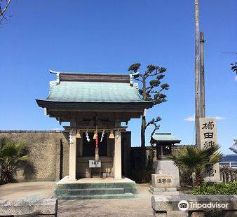 Kushida Shrine Hamamiya
