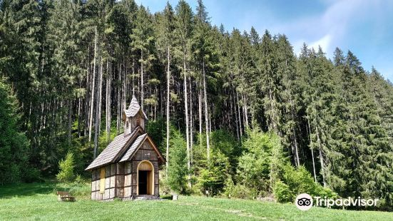 Forestry Open Air Museum In Vydrovska Valley