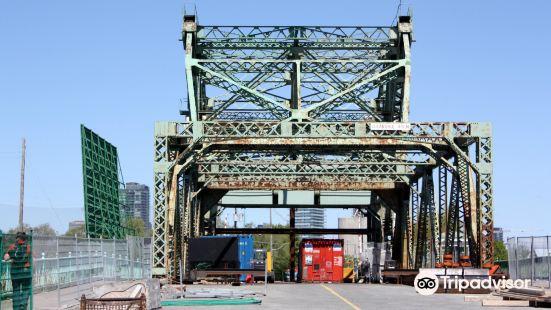 The Cherry Street Bascule Bridge