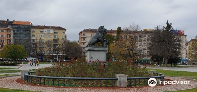 Monument Symbol of the City of Sofia2