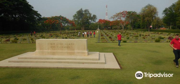 Chung Kai Allied War Cemetery2