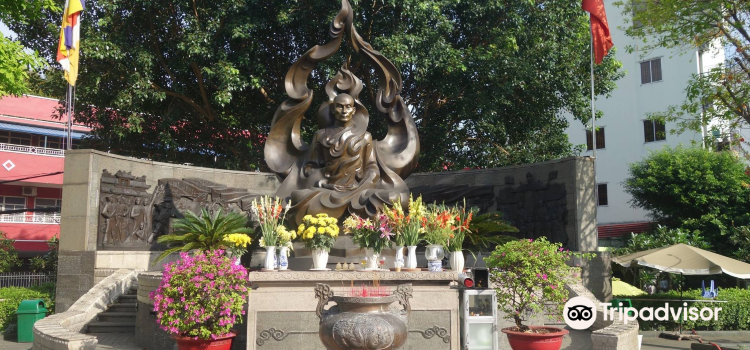 The Venerable Thich Quang Duc Monument3