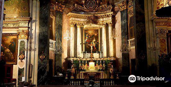 Eglise de l'Annonciation dite de Sainte-Rita