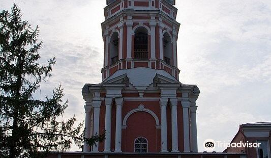 Church of St. John of the Ladder at Donskoy Monastery