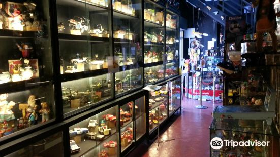 Ben's Vintage Toy Museum Penang