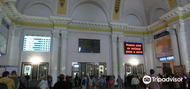 Lviv Railway station3