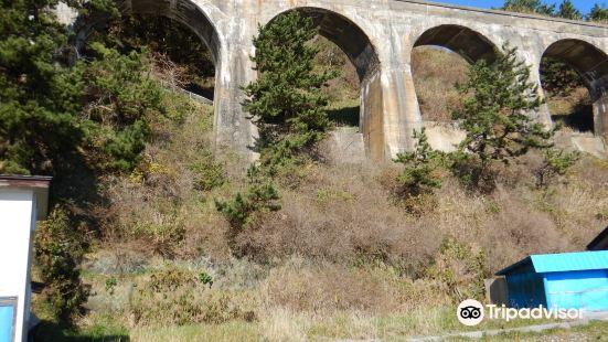 Former National Railways Toi-Line Remains