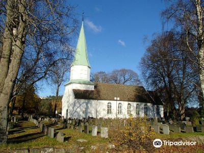 Oddernes教堂